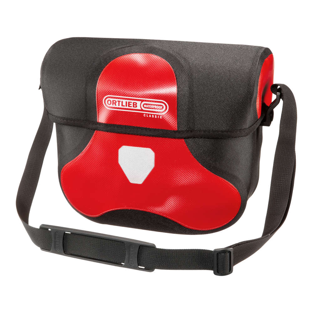 ORTLIEB Ultimate Six Classic - red - black